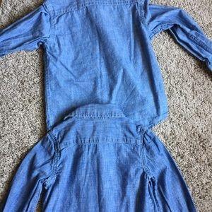 Ralph Lauren Shirts & Tops - Ralph Lauren POLO denim button down 3T